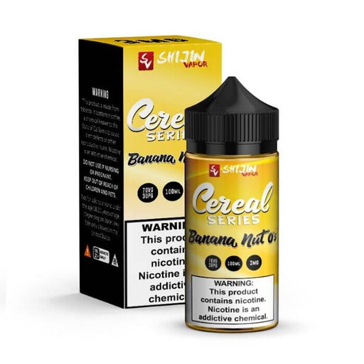 Banana Nut O's by Tasty O's eJuice- VapeRanger Wholesale eLiquid/eJuice