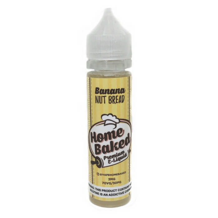 Banana Nut Bread by Home Baked eJuice Wholesale eLiquid | eJuice Wholesale VapeRanger