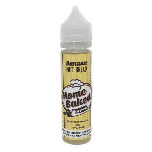 Banana Nut Bread by Home Baked eJuice- VapeRanger Wholesale eLiquid/eJuice