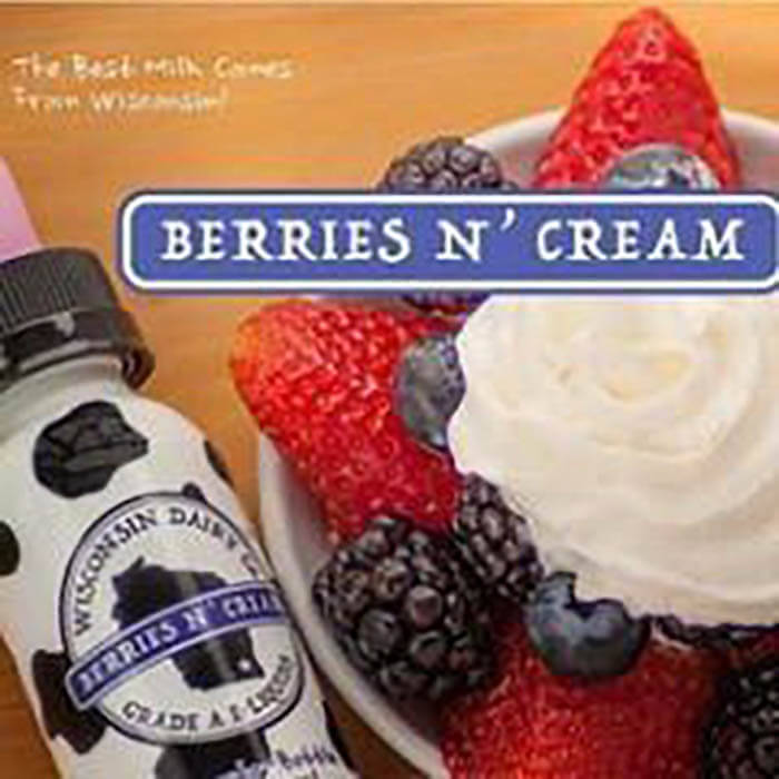 Berries N' Cream by Wisconsin Dairy Co. Wholesale eLiquid | eJuice Wholesale VapeRanger