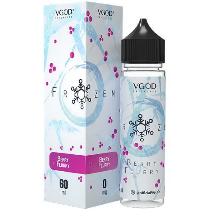 Berry Flurry by VGOD E-Liquids - Unavailable Wholesale eLiquid | eJuice Wholesale VapeRanger