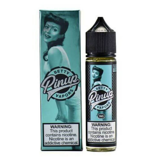 Betty by Pin Up Vapors eJuice- VapeRanger Wholesale eLiquid/eJuice