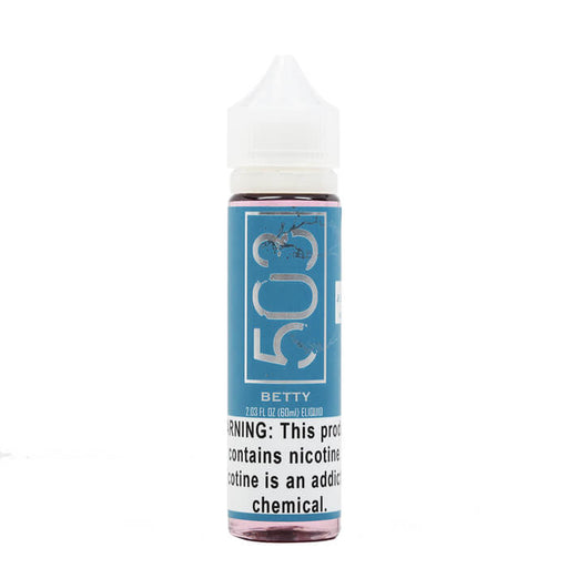Betty by 503 eLiquid- VapeRanger Wholesale eLiquid/eJuice