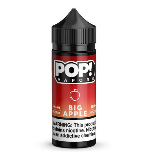 Big Apple by Fruit POP! E-Liquid- VapeRanger Wholesale eLiquid/eJuice