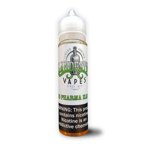 Big Pharma Karma by Clandestine Vapes- VapeRanger Wholesale eLiquid/eJuice