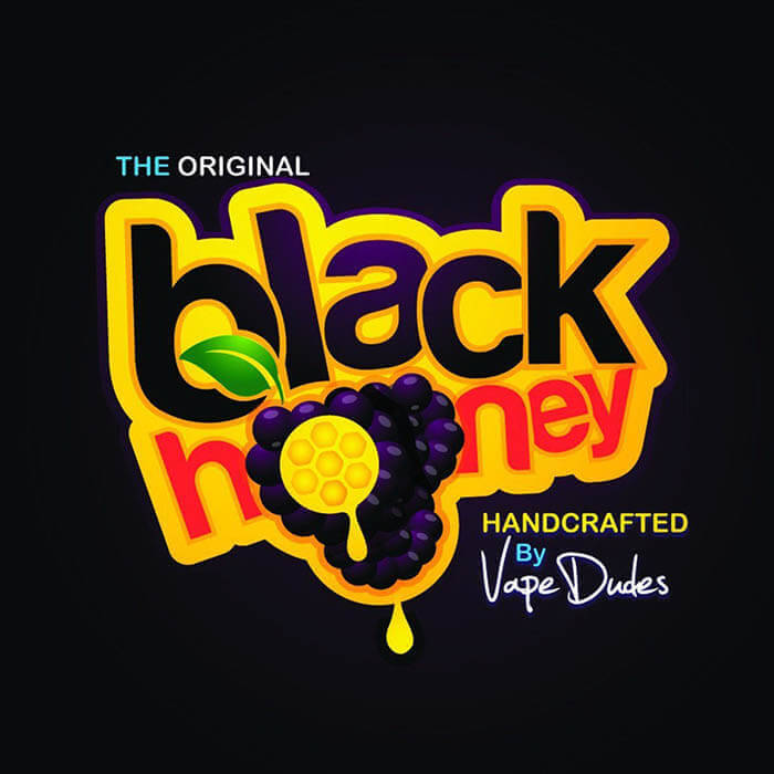 Black Honey by Vape Dudes eJuice Wholesale eLiquid | eJuice Wholesale VapeRanger