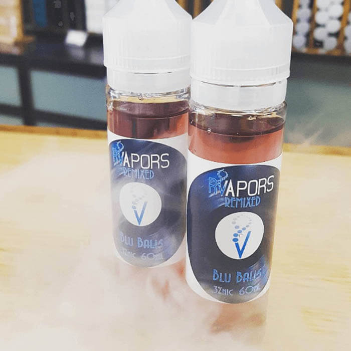 Blu Balls by RVapors Remixed E-Liquid Wholesale eLiquid | eJuice Wholesale VapeRanger