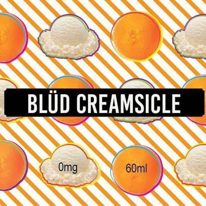 Blud Orange by Blud Creamsicle eJuice #1