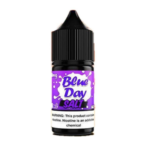 Blue Day by Avg Joes Nicotine Salt E-Juice- VapeRanger Wholesale eLiquid/eJuice