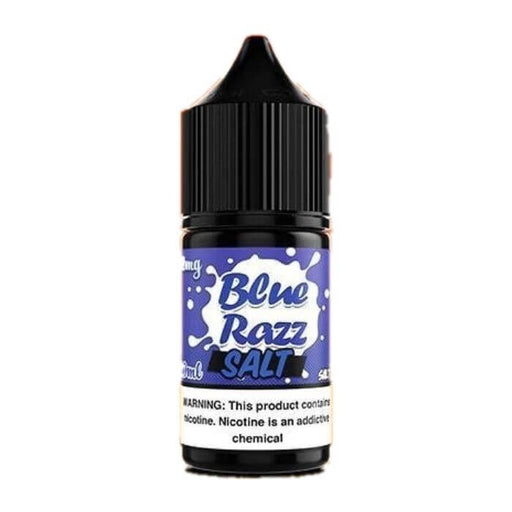 Blue Razz by Avg Joes Nicotine Salt E-Juice- VapeRanger Wholesale eLiquid/eJuice