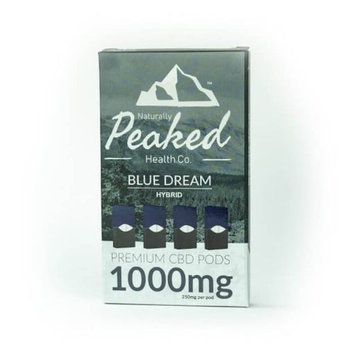 Naturally Peaked Health CBD Vape Pods- VapeRanger Wholesale eLiquid/eJuice