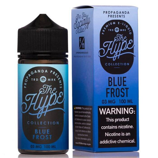 Blue Frost by The Hype Collection- VapeRanger Wholesale eLiquid/eJuice