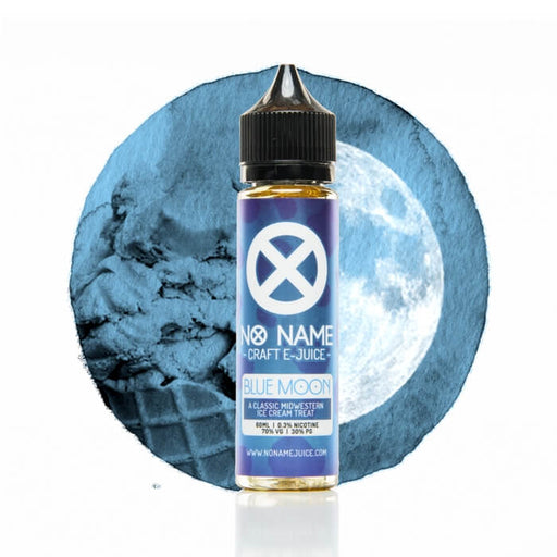Blue Moon by No Name Craft E-Juice - Unavailable- VapeRanger Wholesale eLiquid/eJuice