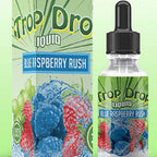 Blue Raspberry Rush by Trop Drop Liquid  - Unavailable eLiquid by Trop Drop Liquid - eJuice Wholesale on VapeRanger.com