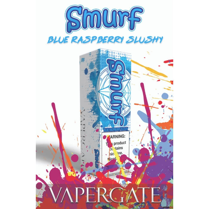 Blue Smurf by VaperGate eJuice #1