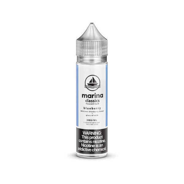 Blueberry Donut by Marina Classics eJuice #1