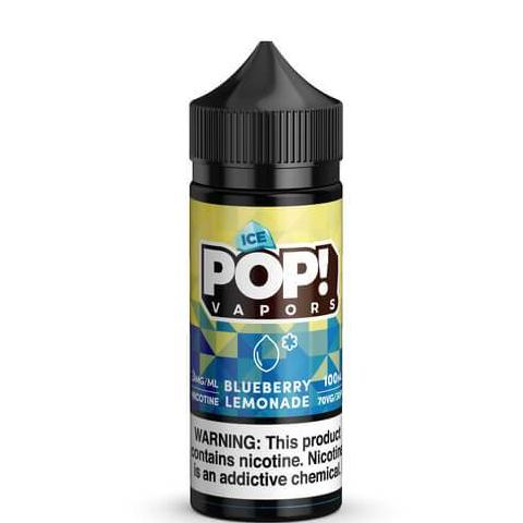 Blueberry Lemonade Iced by Fruit POP! E-Liquid- VapeRanger Wholesale eLiquid/eJuice