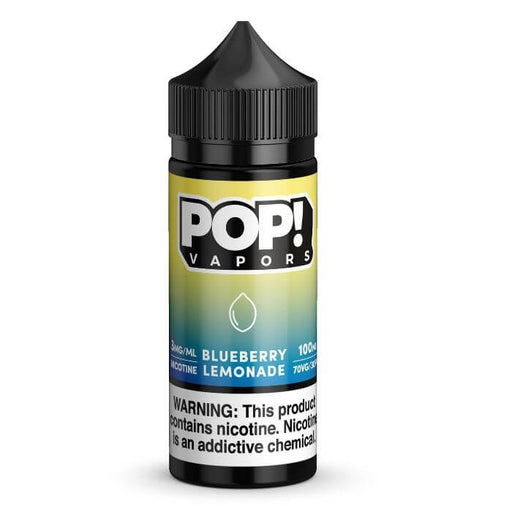 Blueberry Lemonade by Fruit POP! E-Liquid- VapeRanger Wholesale eLiquid/eJuice