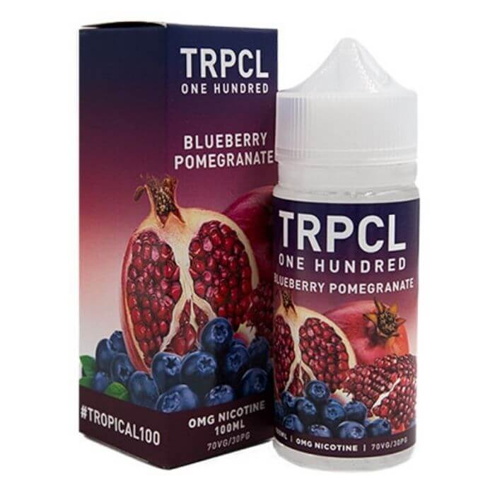 Blueberry Pomegranate by Tropical 100 E-Juice