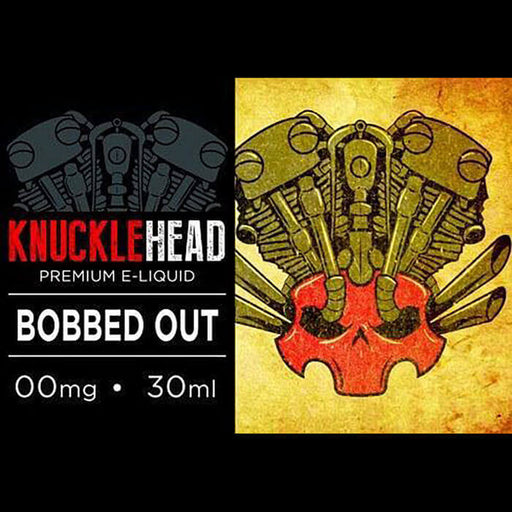 Bobbed Out by Knucklehead Vapor Co- VapeRanger Wholesale eLiquid/eJuice