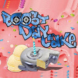 Boostday Cake by Boosted Premium E-Juice #1