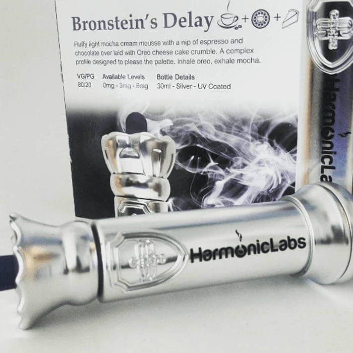 Bornstein's Delay by Harmonic Labs eJuice