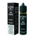 Boss Reserve by Cuttwood Vapors (Tax Paid)- VapeRanger Wholesale eLiquid/eJuice