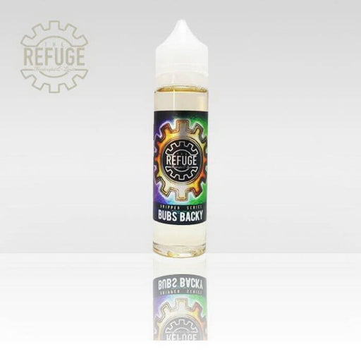 Bub's Backy by The Refuge Handcrafted E-Liquid- VapeRanger Wholesale eLiquid/eJuice