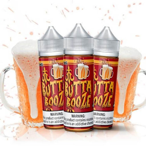 Butta Booze by Fuggin Vapor E-Juice- VapeRanger Wholesale eLiquid/eJuice