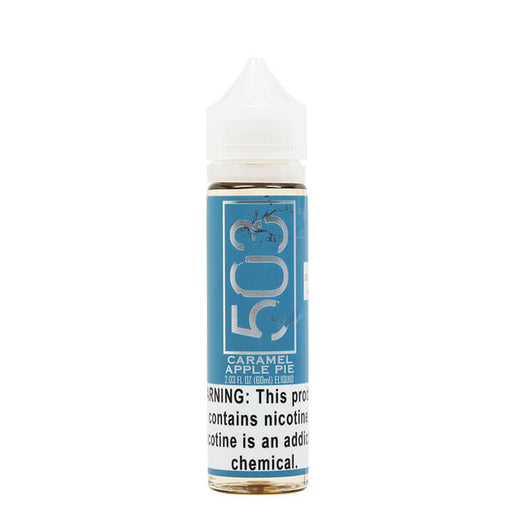 Caramel Apple Pie by 503 eLiquid- VapeRanger Wholesale eLiquid/eJuice