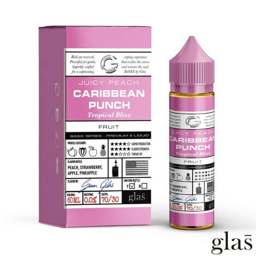 Caribbean Punch by Glas Basix Series E-Liquid- VapeRanger Wholesale eLiquid/eJuice