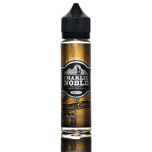 Charlie's Custard by Charlie Noble E-Liquid- VapeRanger Wholesale eLiquid/eJuice
