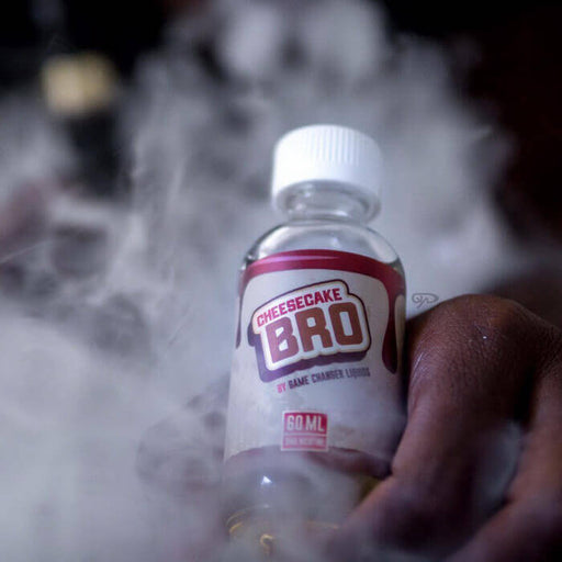 Cheesecake Bro by Game Changer Liquids- VapeRanger Wholesale eLiquid/eJuice