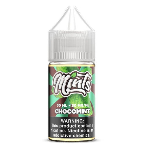 Chocomint Nicotine Salts by Mints E-Liquid- VapeRanger Wholesale eLiquid/eJuice
