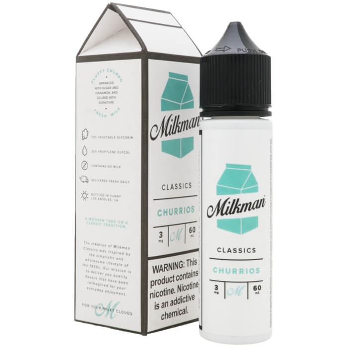 Churrios by The Milkman eJuice Wholesale eLiquid | eJuice Wholesale VapeRanger
