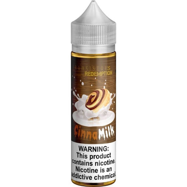 Cinnamilk by Transistor's Redemption eJuice