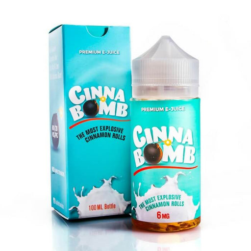Cinnamon by Cinnabomb E-Liquid- VapeRanger Wholesale eLiquid/eJuice