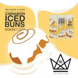 Cinnamon Iced Buns by Top Class eJuice #1