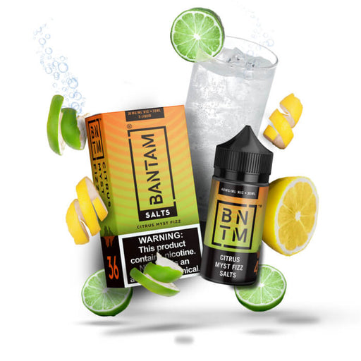 Citrus Myst by Bantam Nicotine Salt E-Liquid- VapeRanger Wholesale eLiquid/eJuice
