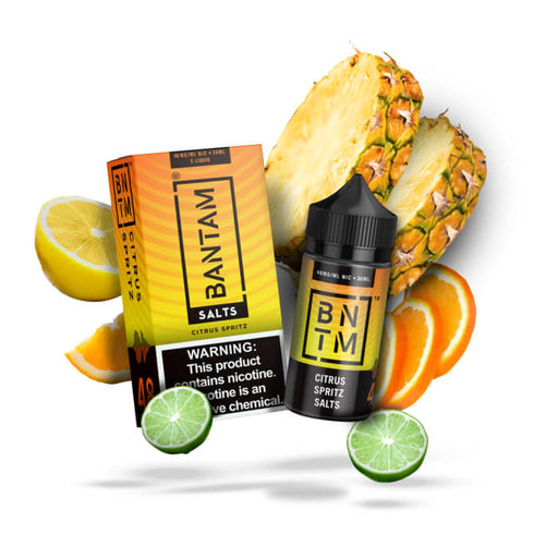 Citrus Spritz by Bantam Nicotine Salt E-Liquid- VapeRanger Wholesale eLiquid/eJuice