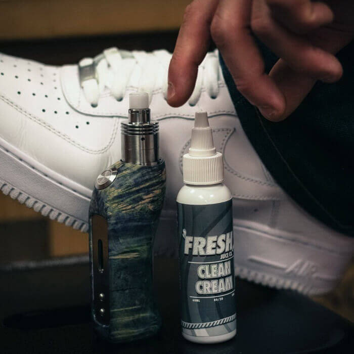 Clean Cream by Fresh Juice Co. eJuice #1