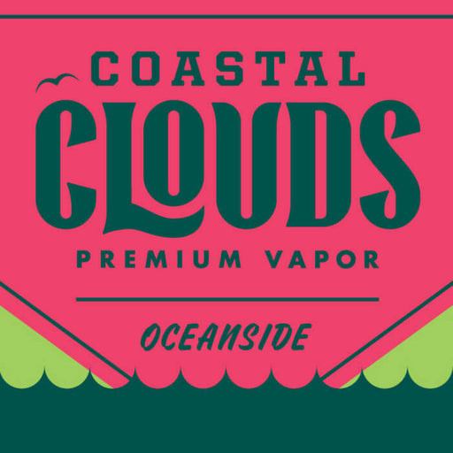 Coastal Clouds Cocktail Collection eJuice Sample Pack- VapeRanger Wholesale eLiquid/eJuice