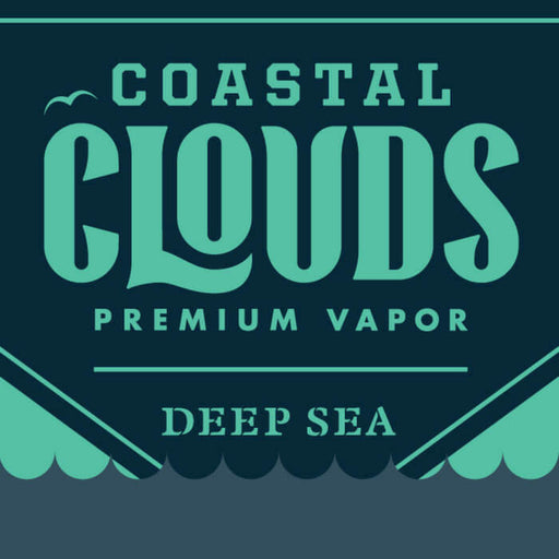 Coastal Clouds eJuice Sample Pack- VapeRanger Wholesale eLiquid/eJuice