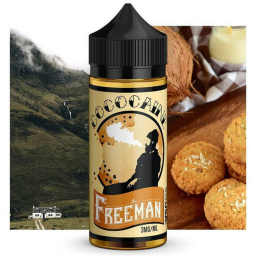 Cococaine by Freeman Vape Juice E-Juice- VapeRanger Wholesale eLiquid/eJuice