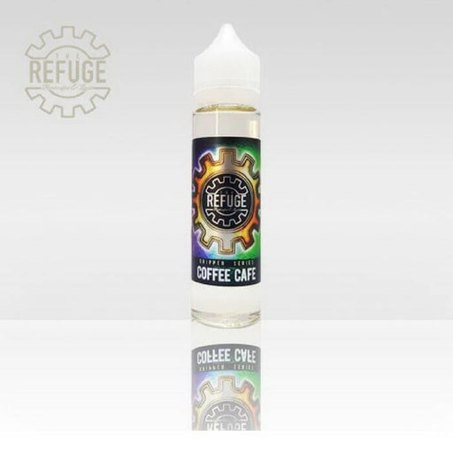 Coffee Cafe by The Refuge Handcrafted E-Liquid- VapeRanger Wholesale eLiquid/eJuice