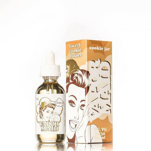 Cookie by Vapor Maid eJuice [60ml] - Unavailable- VapeRanger Wholesale eLiquid/eJuice