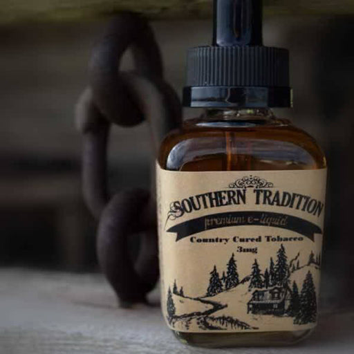 Country Cured Tobacco by Southern Tradition E-Liquid- VapeRanger Wholesale eLiquid/eJuice