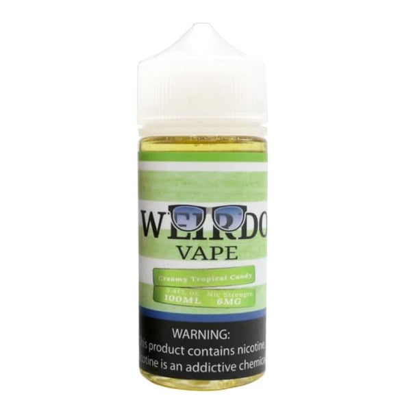 Creamy Tropical Candy by Weirdo Vape E-Juice #1