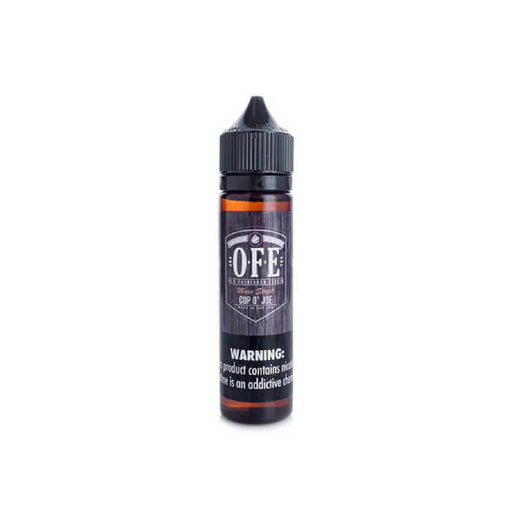 Cup O Joe by Old Fashioned Elixir E-Liquid- VapeRanger Wholesale eLiquid/eJuice