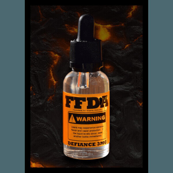 Defiance by FFDA eJuice #1